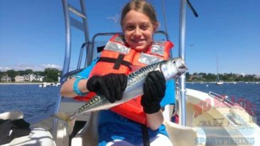 Maine Fishing Trips for Kids